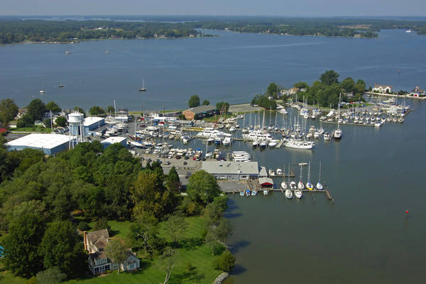Safe Harbor | Oxford Marina & Boat Yard
