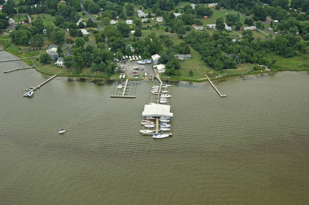 Machodoc Creek Marina