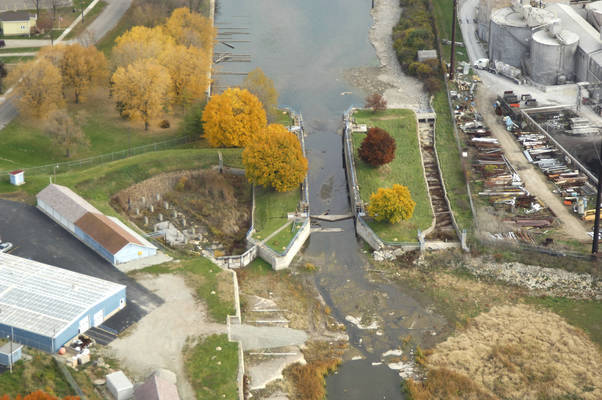 Fox River Lock 3