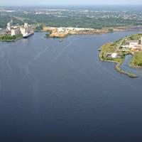 Mission River Inlet
