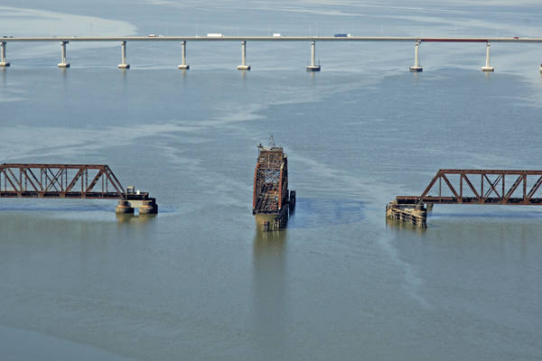 Southern Pacific Swing Bridge