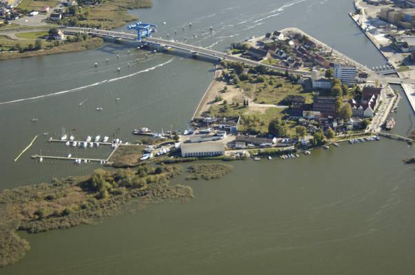 Schiffs Ship Horn Marina