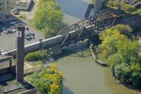 Chilcago Milwaukee Saint Paul & Pacific Railroad Bridge