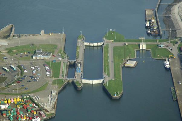 Vlissingen Keersluisbrug Lock