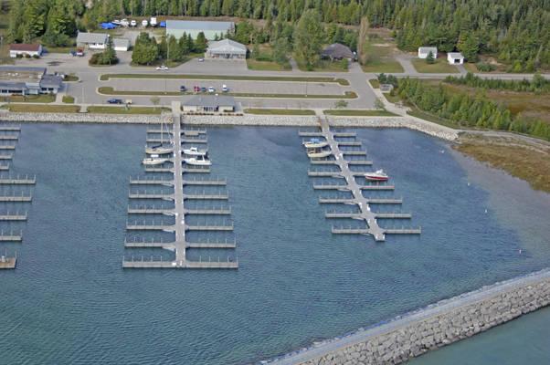 Presque Isle Harbor Marina