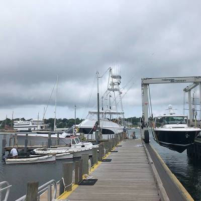 Martha's Vineyard Shipyard