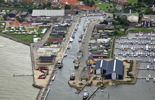 Bogense Fishing Pier