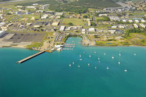 Marine Corps Base Hawaii Marina
