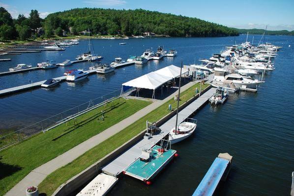 Champlain Marina