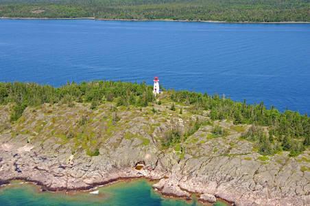 Davieaux Island Lighthouse