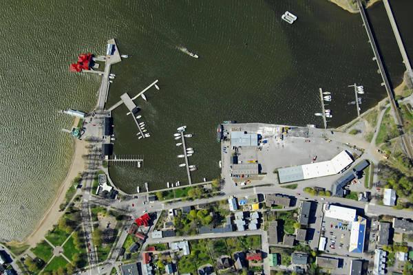 Tammisaari North Harbour Marina