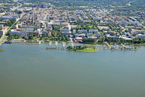 Vaasa Town Harbour