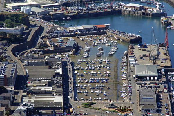 Saint Helier Old Port Marina