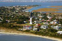 Charleston Light (Sullivan's Island Light, New Charleston Light)