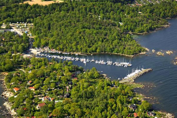 Karlshamn Svanevik Marina