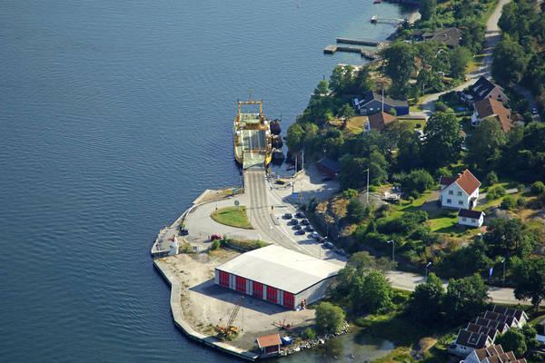 Svanesund Ferry