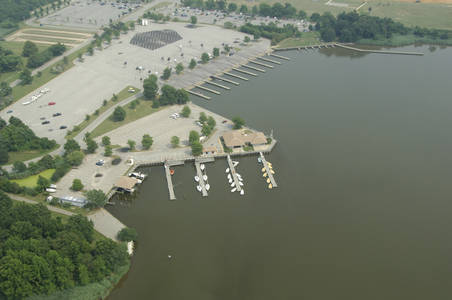 Sandy Point State Park Marina