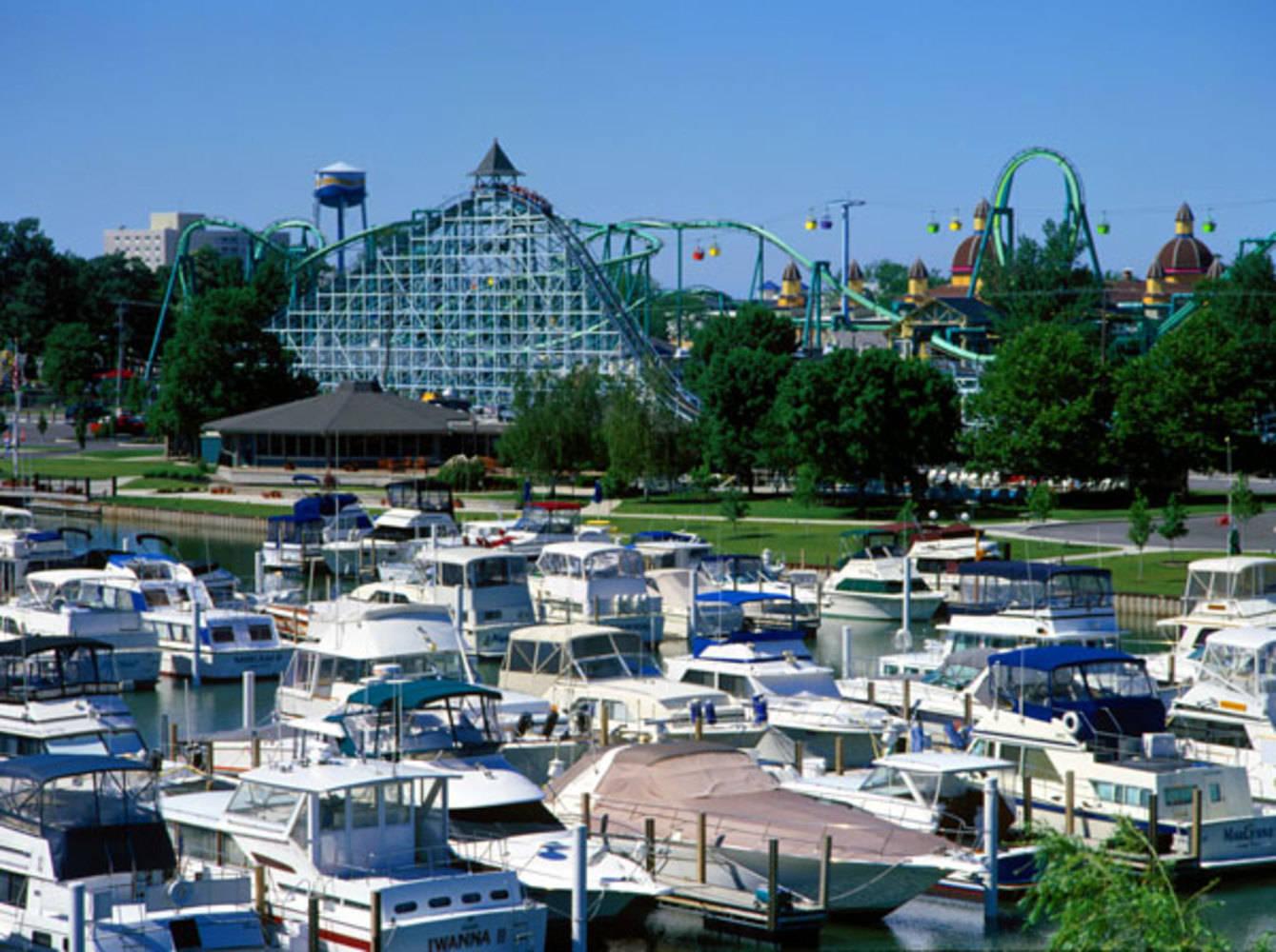 Cedar Point Marina Slip Dock Mooring Reservations Dockwa