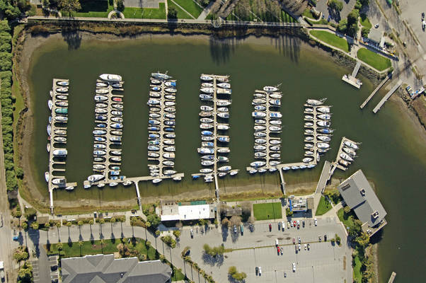 Redwood City Marina