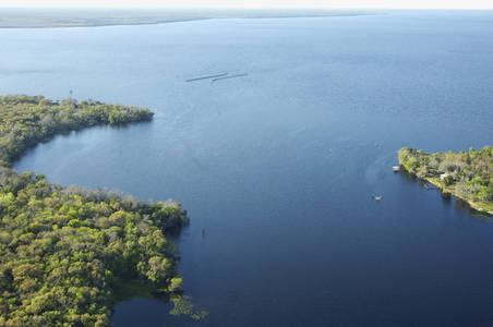 Lake George South Inlet