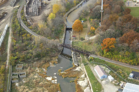 Kaukauna Railroad Bridge
