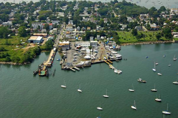Barron's Boat Yard