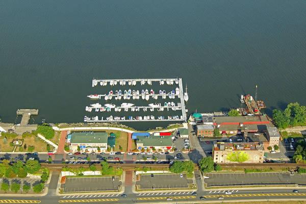 St Mary's City Marina