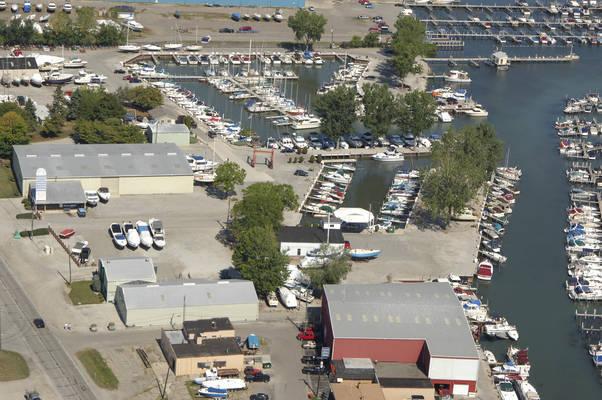 Gibraltar Boat Yard Inc