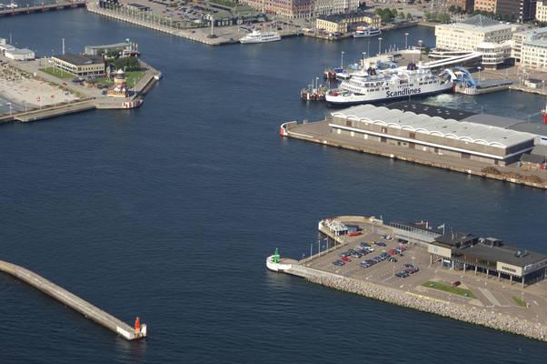 Helsingborg Ferry Inlet