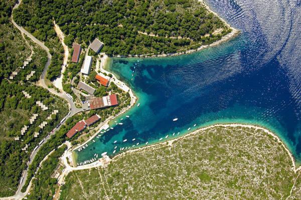 Mala Garska Harbour