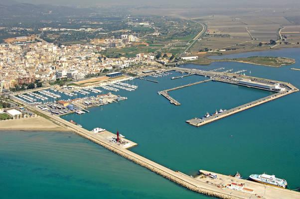 Sant Carles De La Rapita Marina