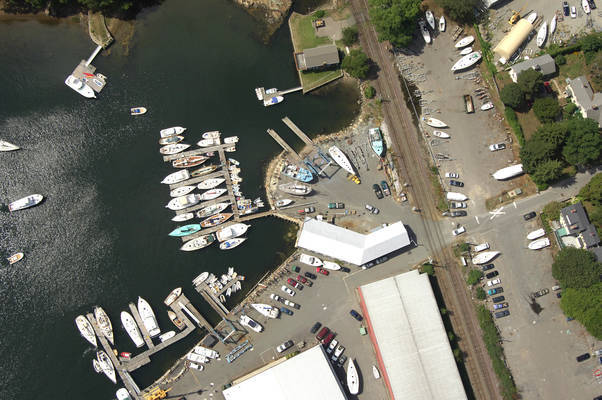 Crocker's Boat Yard Inc
