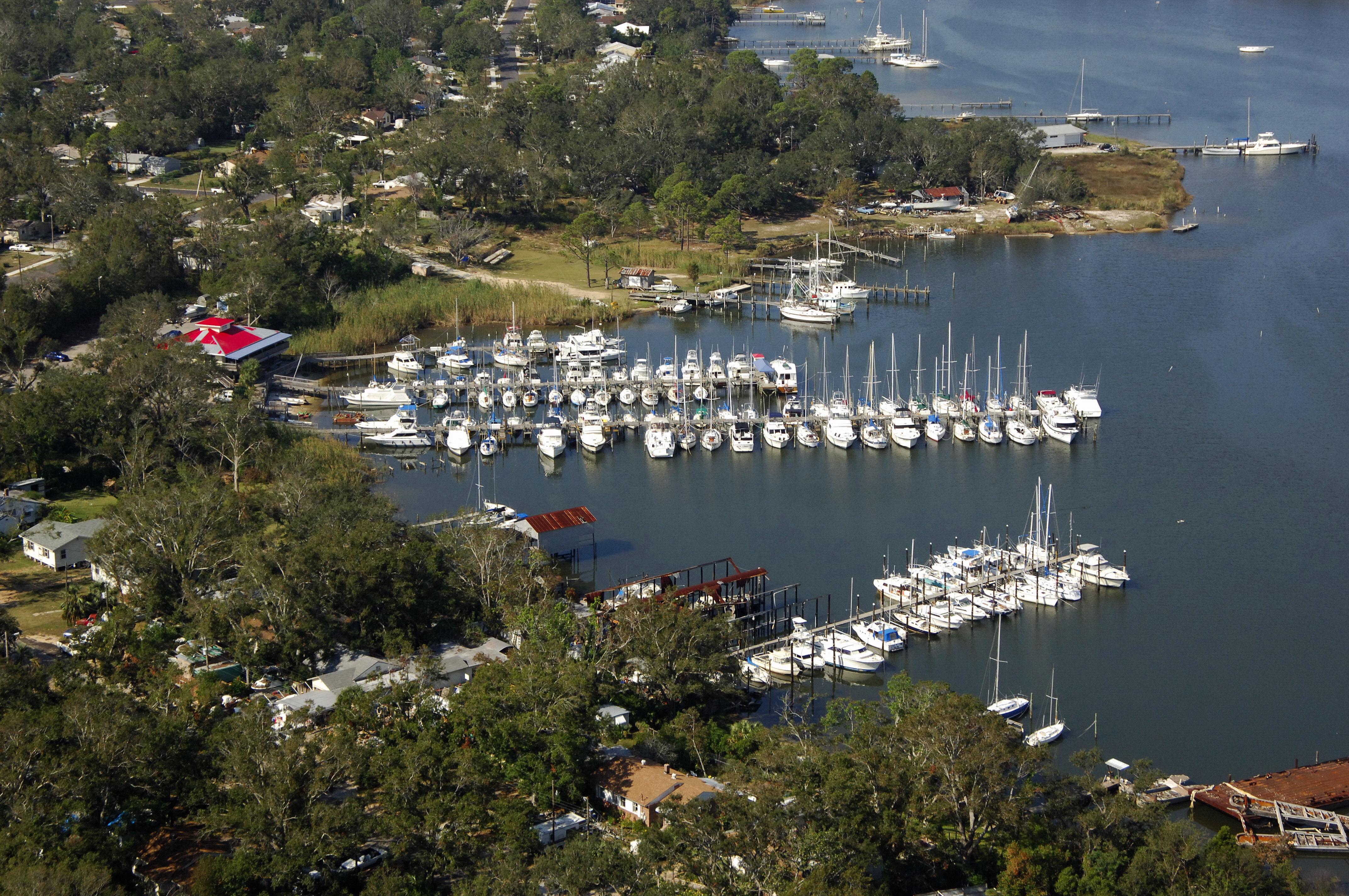 Island Cove Marina in Pensacola, FL, United States ...