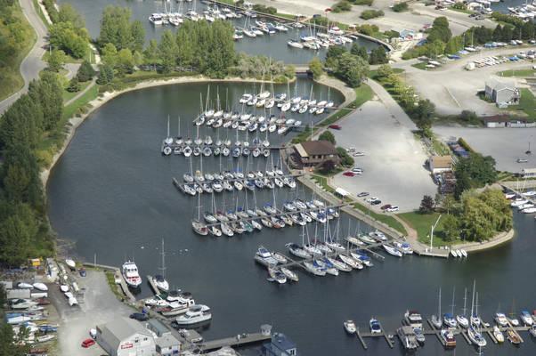 Bluffer's Park Area Marina