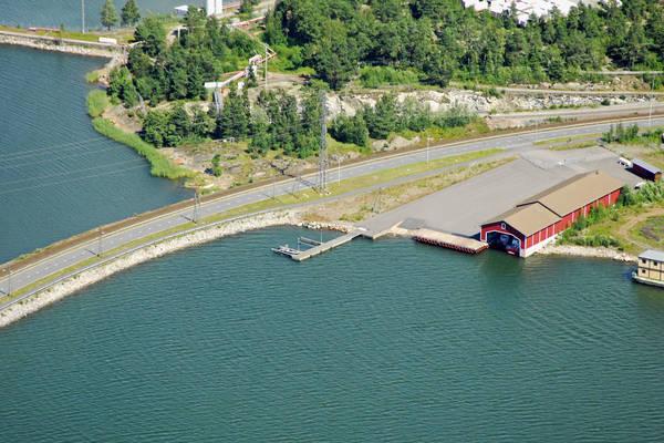 Uusikaupunki Hapomniemi Marina