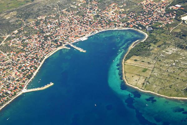 Novalja Harbour