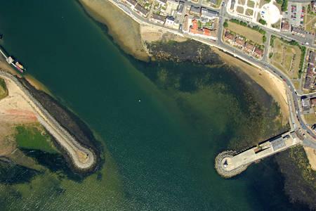 Victoria Harbour Inlet