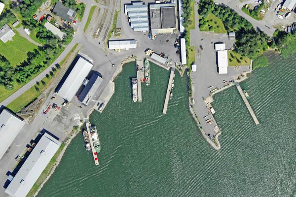 Uusikaupunki Kalasatama Harbour