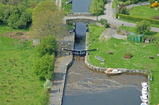 Royal Canal Lock 26