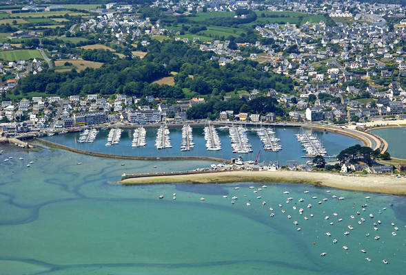 Port of Perros Guirec Marina
