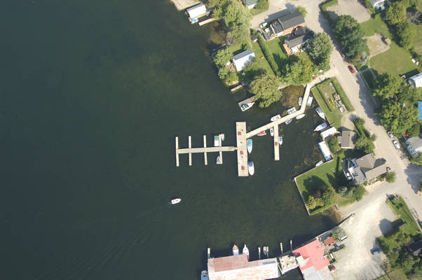 Portland Public Docks