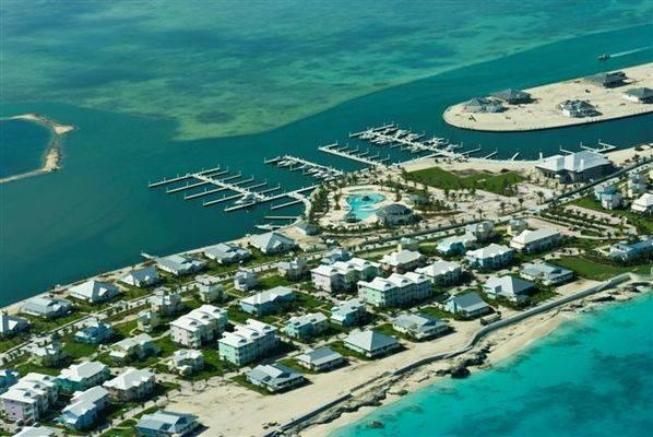 The Marina at Resorts World Bimini