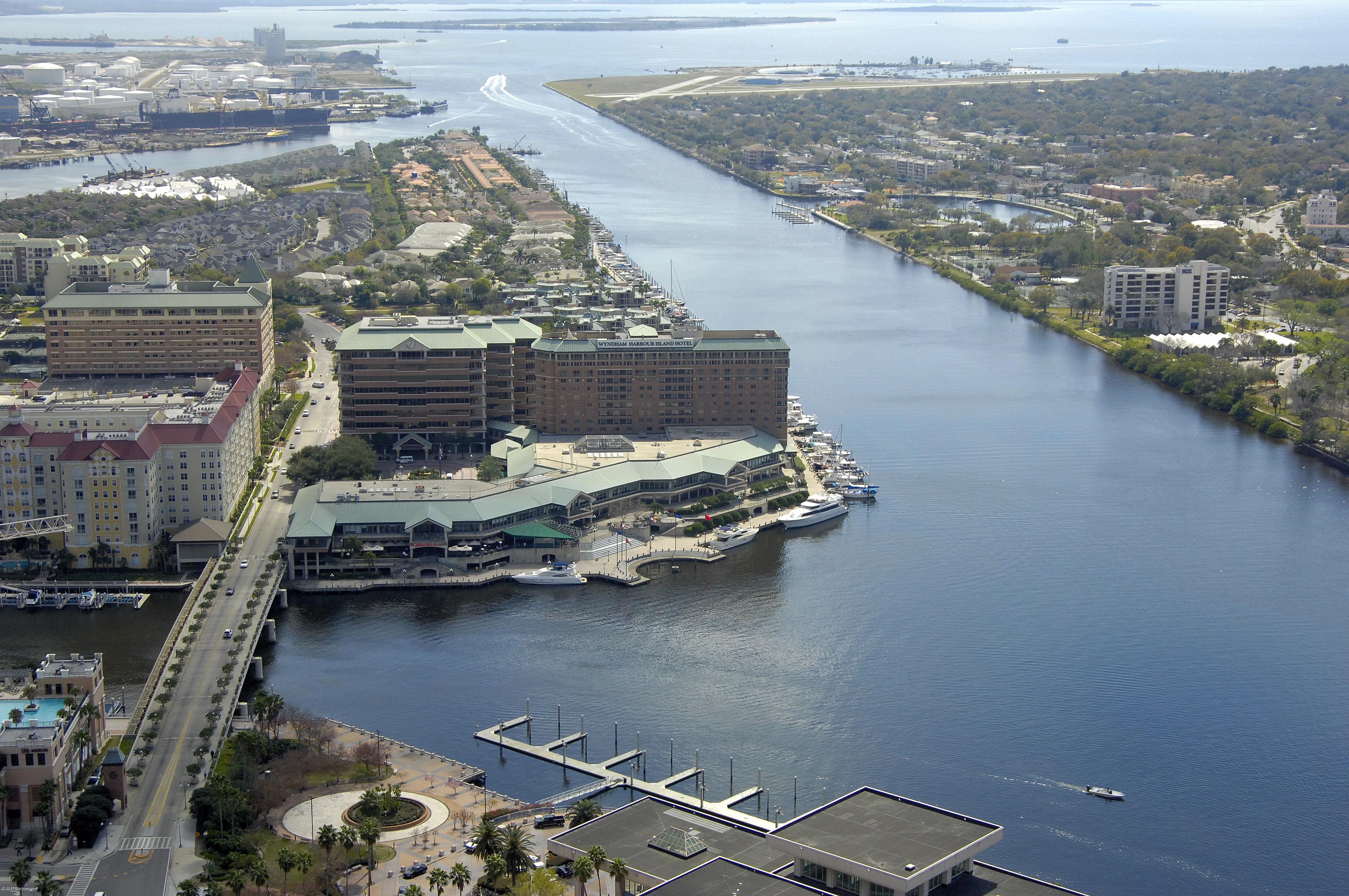 S Harbour Island Blvd Tampa Fl