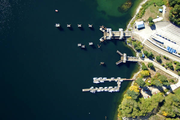 Saltery Bay Public Wharf