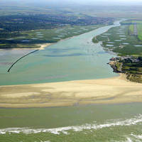 Balise Canal Of Touquet Inlet