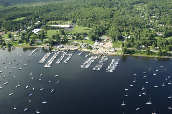 Bay Harbor Marina, former Malletts Bay Marina