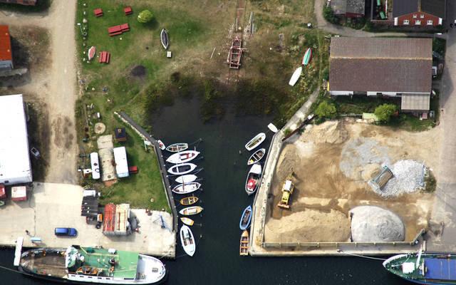 Marstal Bådehavn Slæbested