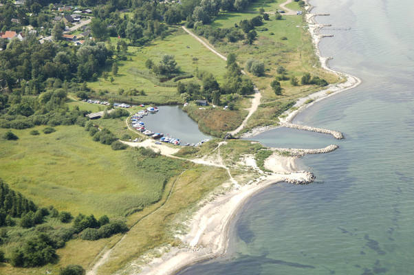 Strøby Ladeplads Marina