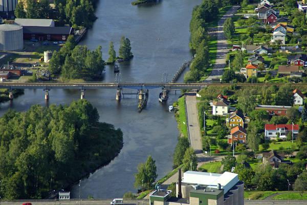 Säffle Järnvägsbro Railway Bridge