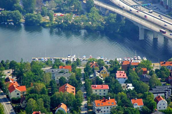 Stora Essingen Marina